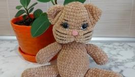 Amigurumi cat, soft toy cat, crochet cat, cat toy