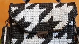 Knitted bag ′Madlen′