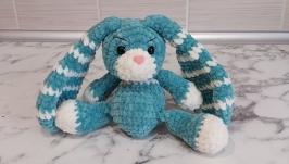 Amigurumi bunny, crochet bunny, soft toy rabbit