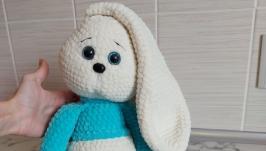 Bunny amigurumi, crochet rabbit