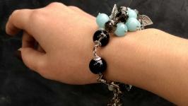 Регулируемый браслет, бижутерия, украшения, подарок девушке, подарок женщин