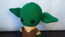 Мастер бэби Йода Baby Yoda