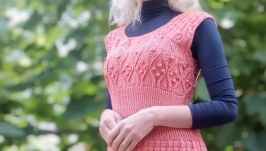 вязаный Сарафан от Dior