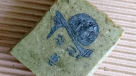 Natural soap for men ′Charlie′ (soap from scratch).