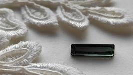 Two-tone tourmaline - jewelry insert