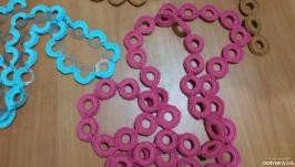 crochet belt handmade belt