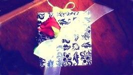 Подарочная коробочка «Made With Love»