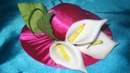 «Шляпка с каллами»