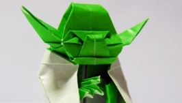 Как действуют талисманы оригами на успех часть 1