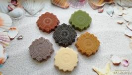 Глиняное мыло-польза в каждом брусочке...))