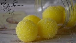 Сахарный скраб-полезные и ароматные шарики!