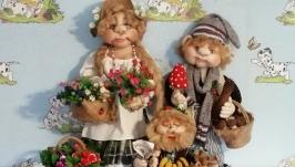 Что для мастера  кукла, которую он создает?