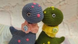 8 причин купить вязаную игрушку