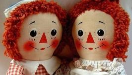 История куклы Реггиди Энн. Продолжение. Часть 2.