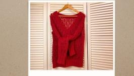 Вязаная одежда в капсульном гардеробе