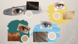 Как определить сезонный цветотип внешности