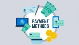Способы оплаты «Перевод» и «Наличные»