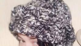 DIY voluminous hat