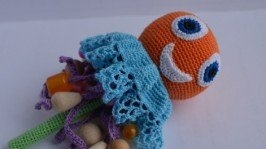 Погремушка «Медуза»