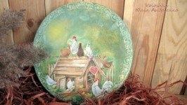 «На заре на птичьем дворе»