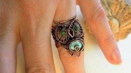 Кольцо ′Сова′.