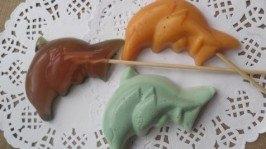 Набор из трех мыл «Вкусные дельфинчики»
