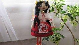 «Кукла украинка Маричка»