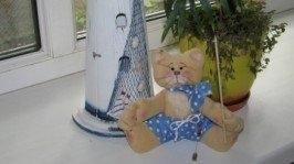 «Кот рыбак Данил»