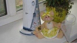 Кошечка Цветик