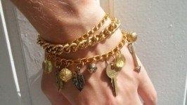 Браслет «Золотая лихорадка»
