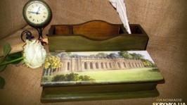 Подставка для письменных приборов Дворцовые истори