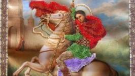 Икона «Св. ВМч. Георгий Победоносец»