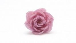 Каблучка «Рожева троянда»