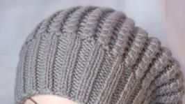 «Комплект шапочка-берет и варежки»