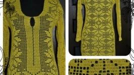 Платье«Солнце»