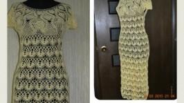 Платье«Кружевница»
