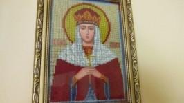 Икона «Благоверная царица Тамара»