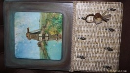 «ключница-панно»