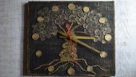 Часы «Денежное дерево»