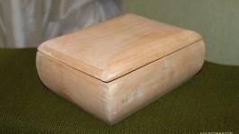 Шкатулка 1 (прямоугольно-округлая)