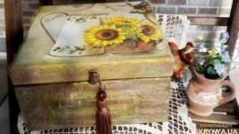 Сундучок-шкатулка Сонечки