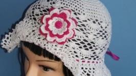 «Летняя панамка для девочки»