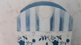 Короб Голубой шик
