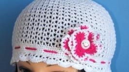 «Летняя шапочка для девочки»