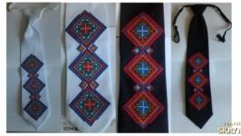 01 Вишиванка-краватка «Престиж»