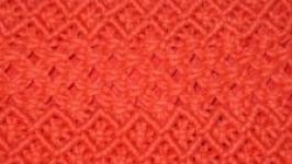 «КОШЕЛЁК «RED» МАКРАМЕ»