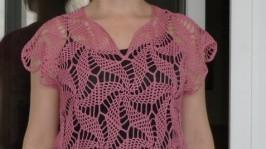 «Роза ветров» блузка