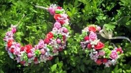 Обруч«з квітами»
