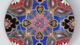 тарілка декоративна «Гюльбешекер»