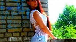Платье«мотив»